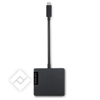 LENOVO USB-C TRAVEL HUB