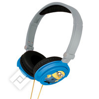 LEXIBOOK MINIONS KIDS HEADPHONE