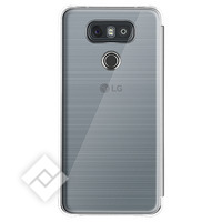 LG OVERLAY CASE SILVER LG G6
