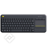 Toetsenbord K400 PLUS TOUCH WIRELESS