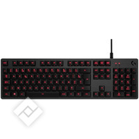 Clavier G413 CARBON AZERTY BE