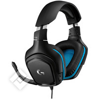 LOGITECH G432 7.1 SURROUND GAMING