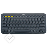 LOGITECH K380 BLUETOOTH BLACK