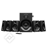 LOGITECH 4.Logitech Z607 5.1 Surround Sound-speakers with Bluetooth