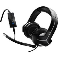LUCIDSOUND THRUSTMASTER Y250CPX GAMING HEADSET PC + PS3 + XBOX 360 + PS4 + 3DS + PS VITA + MOBILE