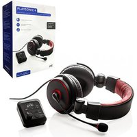 LUCIDSOUND PRIF HEADSET PLAYSONIC 4 + SOUNDMIXER PS4, PS3, PC EN XBOX 360
