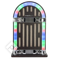 Madison NOSTALGIE JUKEBOX MET BLUETOOTH  (MAD-JUKEBOX10)