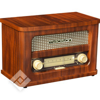 Madison NOSTALGIE RADIO MET BLUETOOTH 1 FM TUNER 2 X 10W (MAD-RETRORADIO)