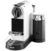 MAGIMIX NESPRESSO ORIGINAL CITIZ & MILK 11319B WHITE