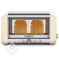 MAGIMIX TOASTER VISION IVORY11539