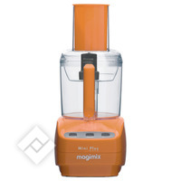 MAGIMIX MINI PLUS ORANGE/18254EB
