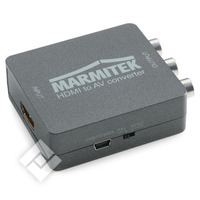 MARMITEK HA13 HDMI TO RCA/SCART