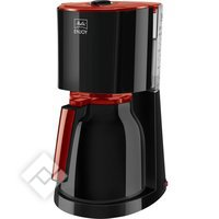 MELITTA ENJOY II THERM BLACK/RED