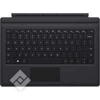 MICROSOFT TYPECOVER SURFACEPRO3 BLK
