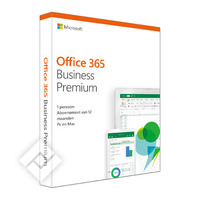 MICROSOFT OFFICE 365 BUSINESS PREMIUM 1 YEAR NL
