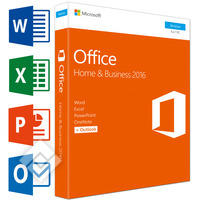 MICROSOFT OFFICE HOME & BUSINESS 2016 (GERMAN)