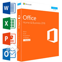 MICROSOFT OFFICE HOME & BUSINESS 2016 EN