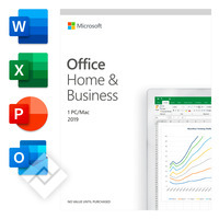 MICROSOFT OFFICE HOME & BUSINESS 2019 EN