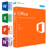 MICROSOFT OFFICE HOME & STUDENT 2016 EN