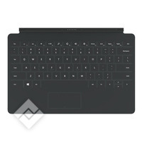 MICROSOFT TOUCH COVER2 CHARCOAL SUR