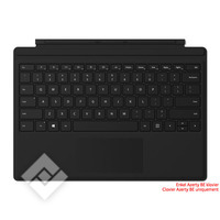 MICROSOFT SURFACE GO TYPE COVER AZERTY BE BLACK