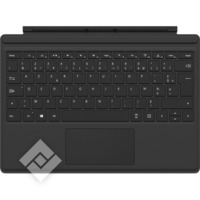 MICROSOFT TYPECOVER SURFACE PRO FINGERPRINT BLACK