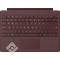 MICROSOFT SIGNATURE TYPECOVER SURFACE PRO BURGUNDY, Toetsenbord tablet