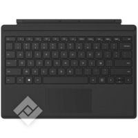MICROSOFT  TYPECOVER SURFACE PRO 4 BLACK, Toetsenbord tablet