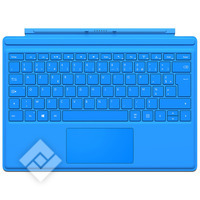 MICROSOFT TYPECOVER SURFACE PRO 4 BRIGHT BLUE