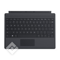MICROSOFT TYPECOVER SURFACE 3 BLACK