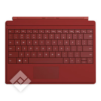 MICROSOFT TYPECOVER SURFACE 3 RED