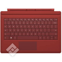 MICROSOFT TYPECOVER SURFACEPRO3 RED