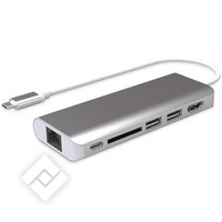 MOBILITY LAB MINI USB-C DOCK 6 IN 1