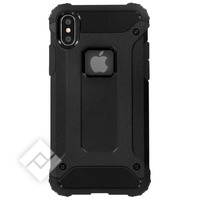 MOBIPARTS RUGGED SHIELD CASE APPLE IPHONE X BLACK