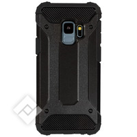 MOBIPARTS RUGGED SHIELD CASE SAMSUNG GALAXY S9 BLACK