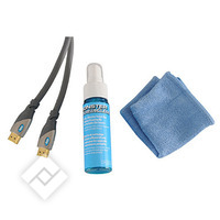 MONSTER MONSTER KIT 1.5M HDMI+SCREENCLEAN
