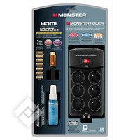 MONSTER PACK HDMI+CLEANER+POWER