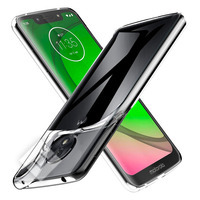 WAVE COVER MOTOROLA ONE VISION TRANSPARENT