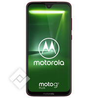 MOTOROLA MOTO G7 PLUS VIVA RED