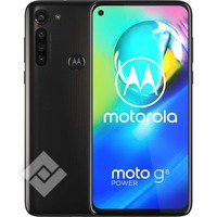 MOTOROLA MOTO G8 POWER BLACK 64 GB