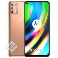MOTOROLA MOTO G9 PLUS COPPER ROSE 128 GB