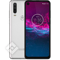 MOTOROLA MOTO ONE ACTION PEARL WHITE
