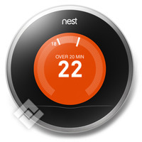 NEST Learning Thermostat, Thermostat connecté