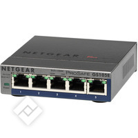 NETGEAR GS105E 5PORT SWITCH PRO