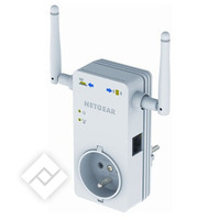 NETGEAR WN3100 WIFI REPEATER PLUG