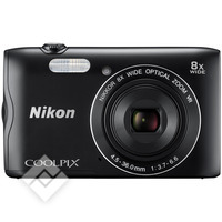 NIKON COOLPIX A300 + BAG + 16GB