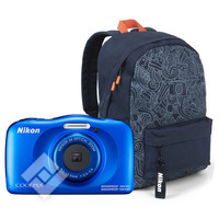 NIKON COOLPIX W150 + BAG BLUE