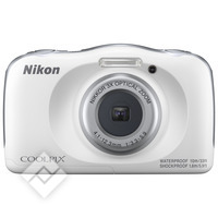 NIKON W150 WHITE BACK + BAG