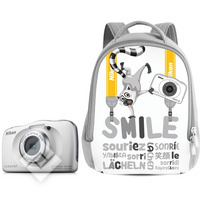 NIKON COOLPIX W150 + BAG WHITE