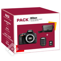 NIKON D5600 + 18-140MM VR + BAG + SD 16GB PACK